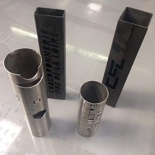 decoupe tube laser